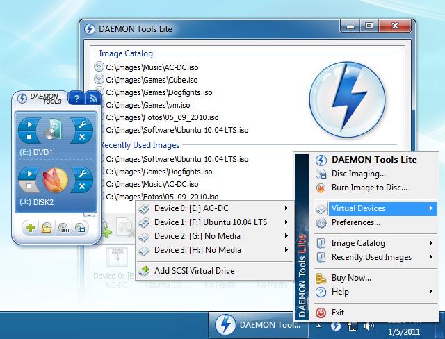 Daemon-tools Скачать Бесплатно Для Windows 7 - фото 8